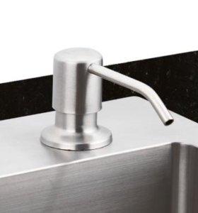 Дозатор для жидкого мыла встаиваемый