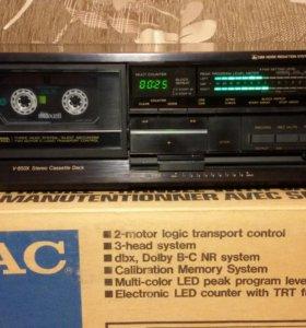Кассетная дека Teac V-850X Dolby B/C dbx