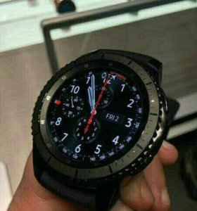 Samsung Gear s3 frontier гарантией