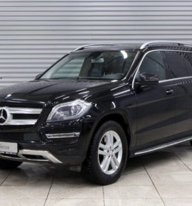 Mercedes-Benz GL-Класс, 2013