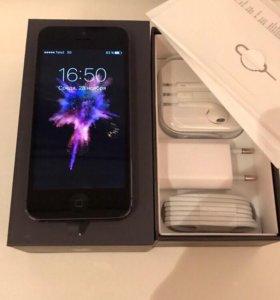 Айфон 5 на 16GB новый