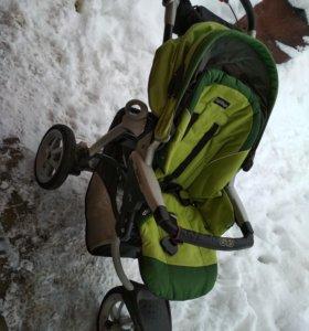 Прогулочная коляска peg perego gt3.