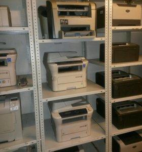 принтеры мфу мониторы