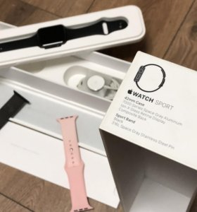 Apple Watch 42mm black