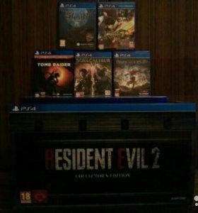 Playstation 4 Игры.