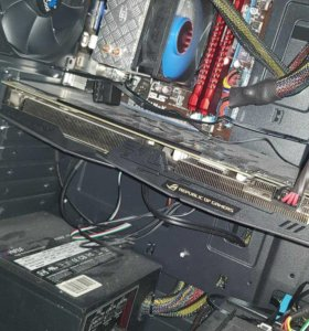 Gtx 1060 6gb strix
