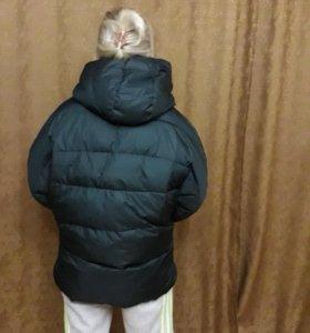 Куртка под спорт