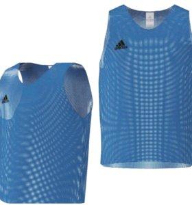 Футбольные манишки adidas