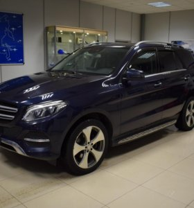Mercedes-Benz GLE-Класс, 2015