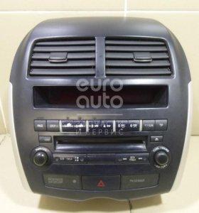 Магнитола Mitsubishi ASX 2010-; (8002A920XA)