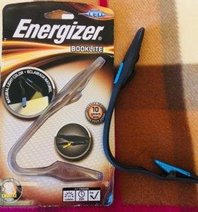 Книжный фонарик Energizer