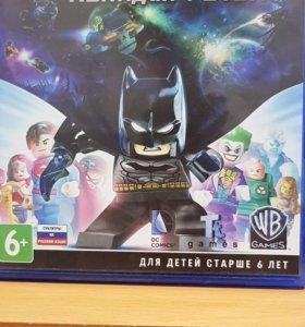 Игры для PSP 4: Batman 3