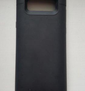 Чехол аккумулятор для Samsung galaxy note 8