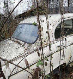 Москвич 407, 1963