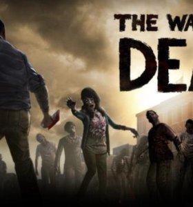 Kлюч The Walking Dead для STEAM