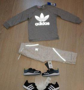 Новый костюм Adidas originals 104