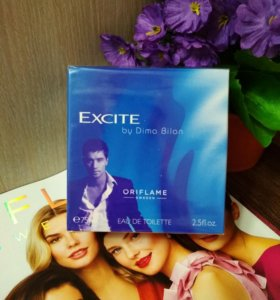 Oriflame Excite by Дима Билан