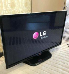 LED Телевизор LG DVB-T2 USB HDMI 32 дюйма