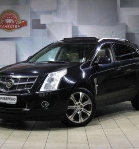 Cadillac SRX, 2012