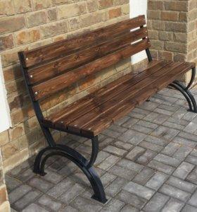 Садовые скамейки (1,5 и 2 метра)