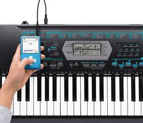 Синтезатор Casio CTK-2100 с USB портом