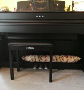 Yamaha clavinova clp 575