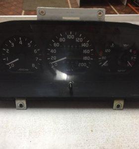 Приборная панель газ 3110