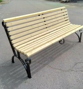 Скамейки садовые -2 метра