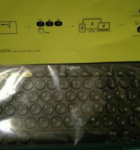 Беспроводная клавиатура Logitech K380