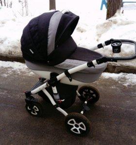 Коляска adamex, лёгкая в использование, 1-ребенок