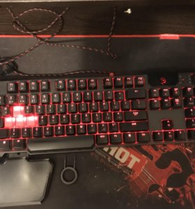 Игровая клавиатура A4Tech Bloody B540