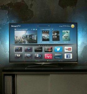 телевизор на запчасти philips 32pfl5008t60