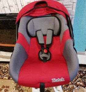 Детская автолюлька, кресло