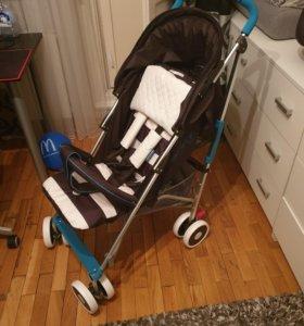 Новая коляска-трость happy baby cindy