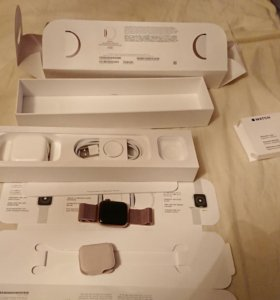Apple Watch Series 4 44mm (GPS+Cellular) Gold Stai