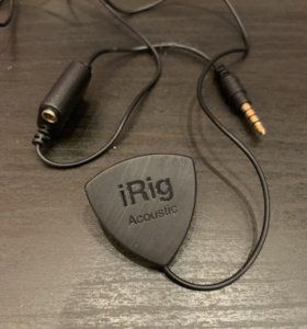 iRig Acoustic.