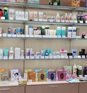 Магазин корейской косметики + интернет-магазин