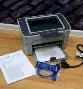 лазерный принтер HP 1505