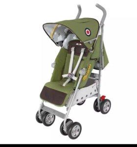 Новая коляска трость Maclaren Techno XT Spitfire