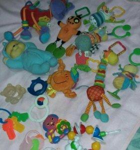 Развивающие игрушки.Цена за все.