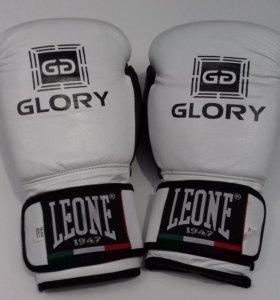 Боксерские перчатки Leone Glory арт. 0406