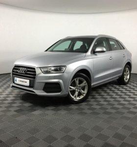 Audi Q3, 2016