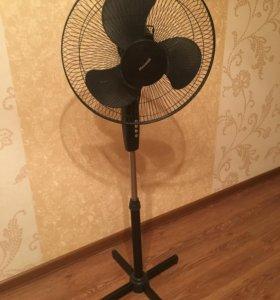 Вентилятор новый!