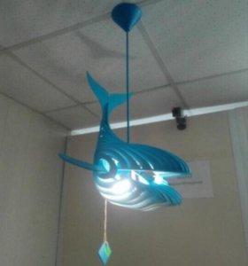 Люстра Дельфин