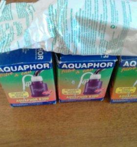 Фильтры для воды на кран 3шт