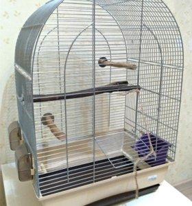 Клетка для попугаев Inter-Zoo