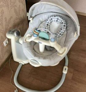 Электрокачель детская Graco