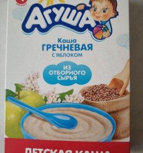 Каши Агуша