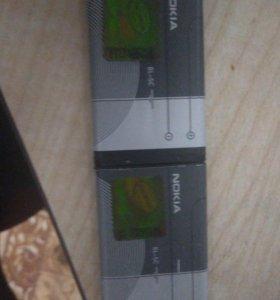 Батарейки от Nokia BL-5C