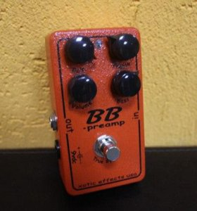 Xotic BB Preamp (new)